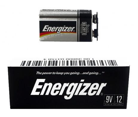 ENERGIZER 9V ALKALINE (EN22)