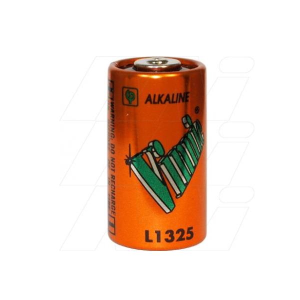 Vinnic Alkaline L1325 Battery(A544, PX28A, 4LR44)